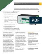 En INNOVA 1512 Photoacoutic Gas Monitor Datasheet