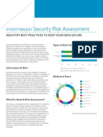 Information Security Risk Assessment Services Brief