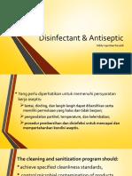 Disinfectant Antiseptic2019