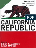 The California Republic