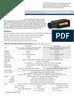 Ar1000 Data Sheet(2)