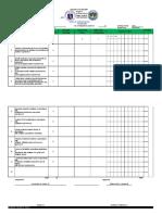 Item Analysis in Ict Periodical Exam 3rd Quarter (Autosaved)