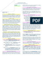 Final Examination Reviewer CASE DOCTRINES