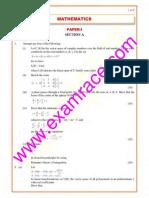 IFS Mathematics 2000