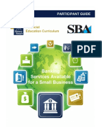 Essentials of Small Business Banking