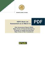 2. Rar Hdfc Bank 2014