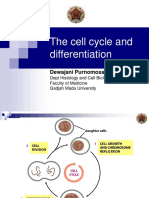 UNTAD PSPD Blok 2 the Cell Cycle and Differentiation_2010