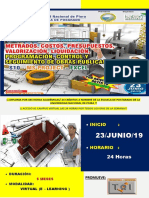 Brochure de Metrados Costos Project.docx k