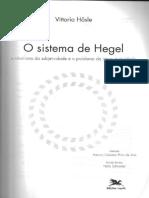 Vittorio Hösle - Filosofia Do Direito Hegel