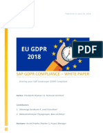 HCL GDPR Compliance White Paper