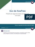 Uso de KeePass