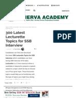 300_Latest_Lecturette_Topics_for_SSB_Interview.pdf