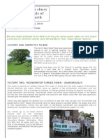 Autumn 2010 Shrewsbury Friends of the Earth Newsletter