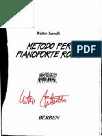 Walter Savelli Metodo per Pianoforte Rock.pdf
