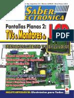 Club Saber Electronica - Pantallas Planas 2. TVs y Monitores de LCD.pdf