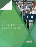 ISACA WP Vulnerability Assessment 1117