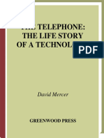 The Telephone the Life Story of a Technology