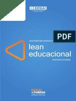 Guia para implantação de metodologia de Lean Educacional nas escolas SENAI