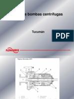 Curso de Bombas Centrífugas