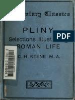 Selecciones de Plinio el Viejo