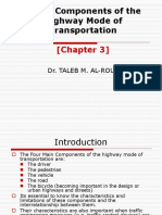highway components ppt