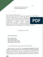 Sentència del TSJC que anul·la l'impost a les begudes ensucrades