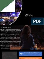 MCube - Profile 2019