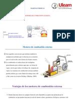 Motores de Combustion Externa (2)