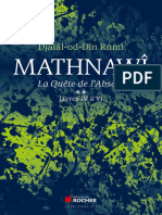 2-La quete de l'absolu - Livres IV à VI - Mathnawi, Djalal-od-Din Rumi.epub