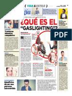 Qué Es La Gaslighting