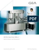 GEA Spray Dryer