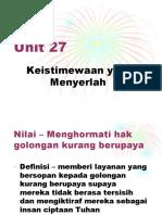 Unit 27