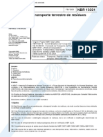 Nbr 13221 - Transporte Terrestre De Residuos.pdf