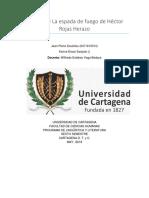 Análisis de La espada de fuego de Héctor Rojas Herazo.docx