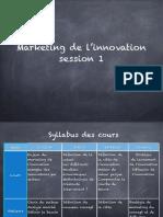 Marketing de Linnovation Session 1 1