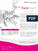 Pulse PureBrightUVFlexoMetallicInksFlyer Interactive