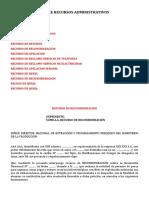 01 - MODELOS RECURSOS ADMINISTRATIVOS.doc
