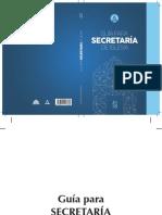 Manual de secretaria