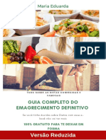 Guia Completo Do Emagrecimento Definitivo