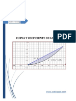 Aplicación de La Integral, Curva y Coeficiente de Lorentz.- CEDICAPED