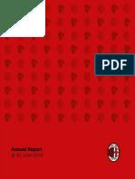 Milan annual report 2018