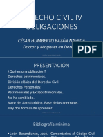 Obligaciones diapositivas prácticas