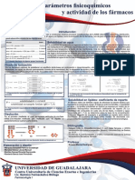 Cartel de Parámetro Fisico-quimicos