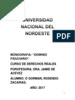 monografía-dchos-reales-dominioi fiduciario