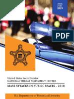 Secret Service Attack Report