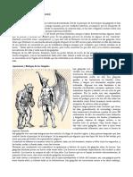 Gárgolas - raza para AD&D (Dungeons and Dragons 2da edición)