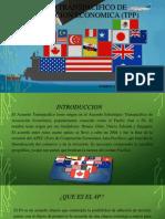 Acuerdo Transpacifico de Cooperacion Economica (Tpp)