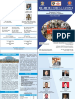 DTC - Management Conclave on MSMEs - Prospects & Challenges Brochure Draft 2B