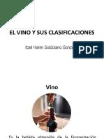 El vino y sus clasificaciones
