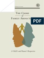 The Crime of Family Abduction